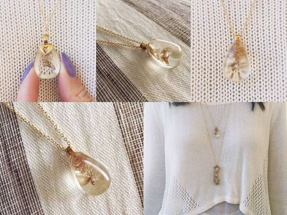 How to Make Resin Jewelry Using Reptile Shed - Style Lullaby