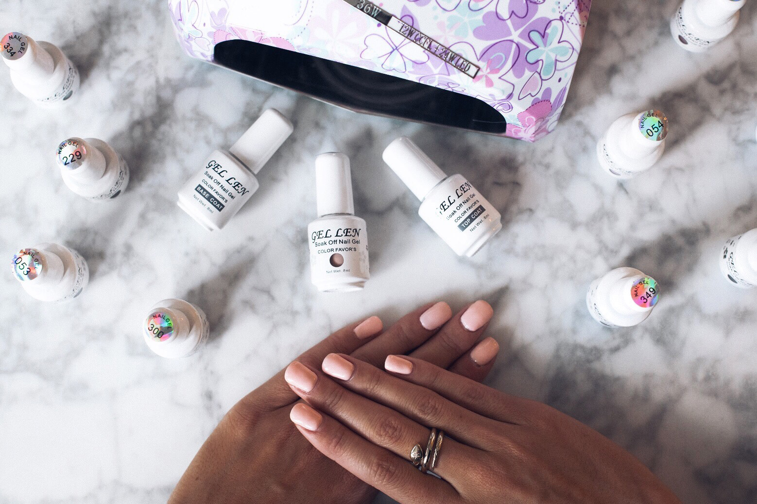 How to DIY the Perfect Gel Nails at Home