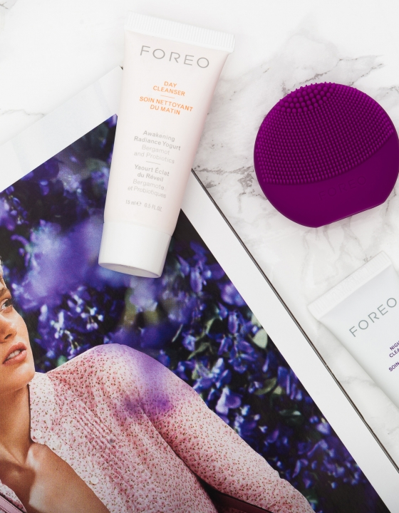 Reversing Age with FOREO's LUNA Play
