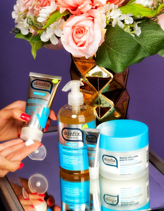 Transitioning My Skin Care Routine to Winter with SkinFix