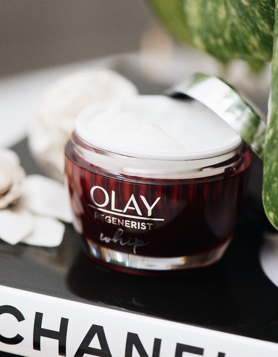 Olay Whips | Primer & Moisturizer in One