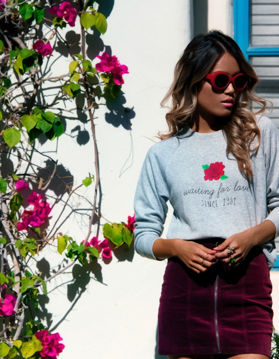 Sweaters to Adore This Valentine's Day
