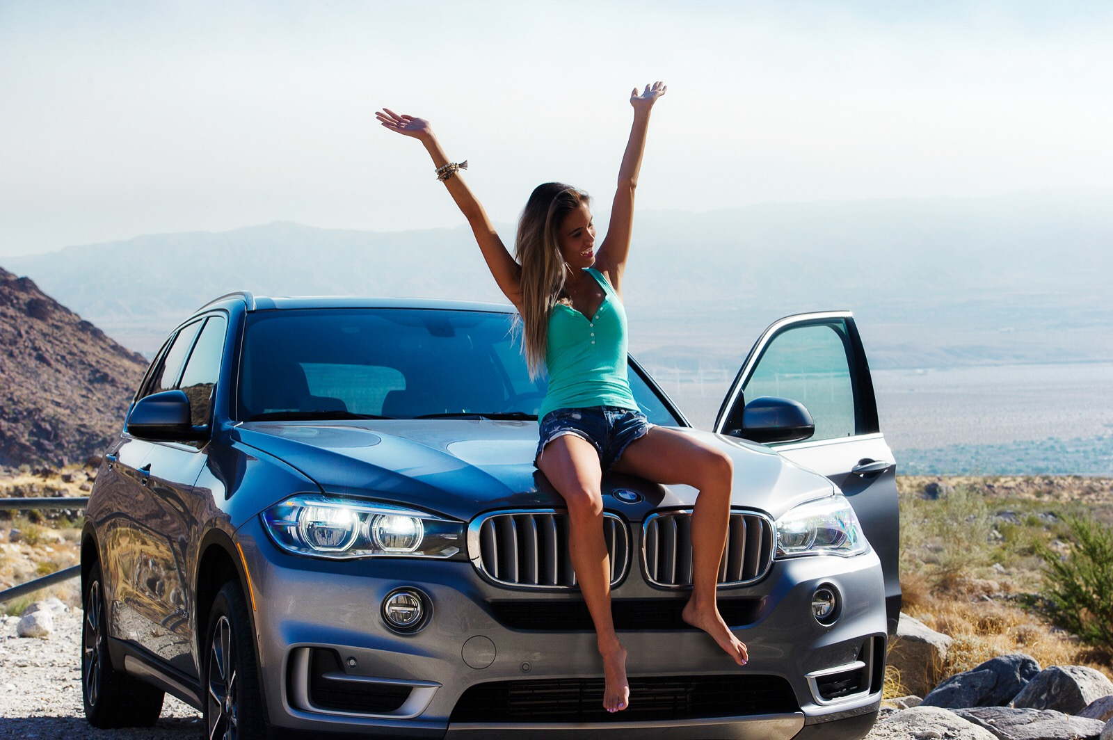 first bmw car in palm springs