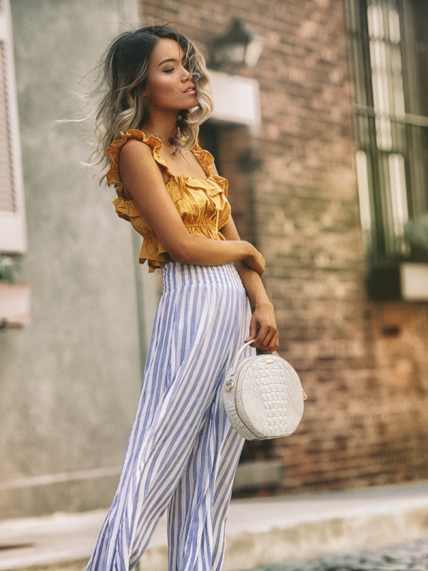 5 Simple Ways to Rock the Palazzo Pant Trend