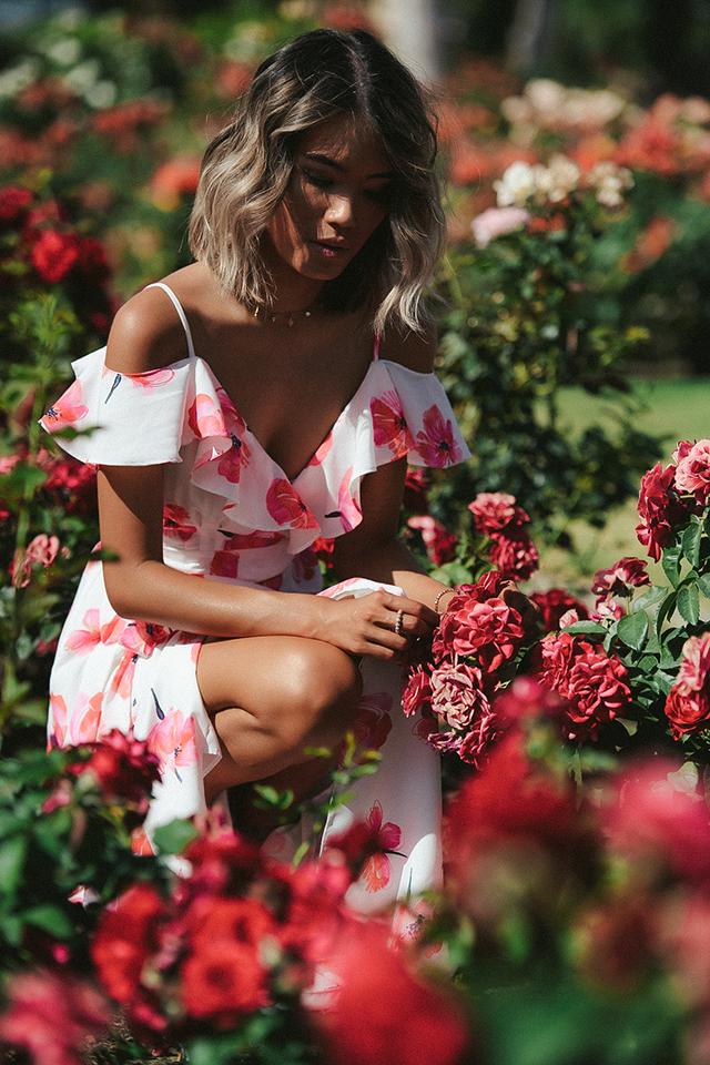 indio rose garden