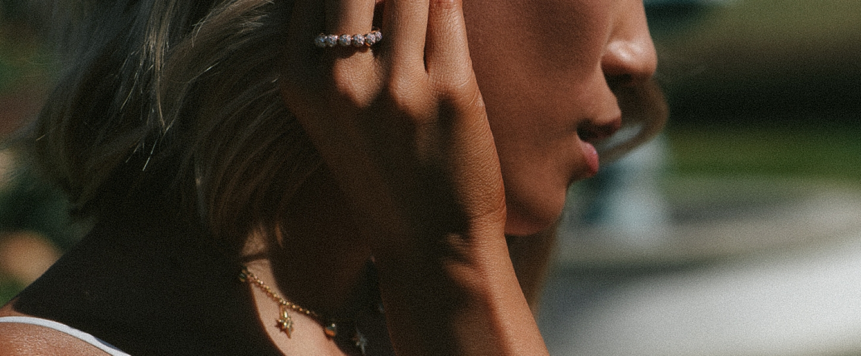Accessorizing My Summer Looks with Baenteli's Fine Jewelry