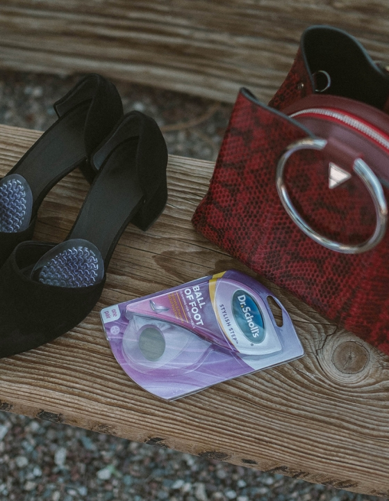 Walking Into NYFW with Dr. Scholl's® Stylish Step™