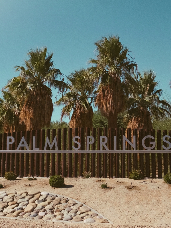 Instaworthy Spots In & Around Palm Springs