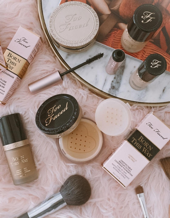 My Favorite Makeup Products this Fall