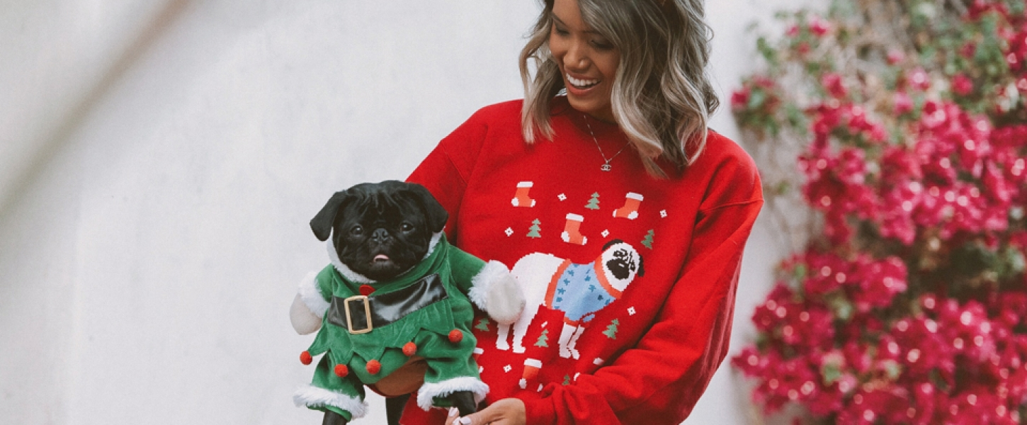 12 Photo-Worthy Christmas Sweaters to Wear This Holiday
